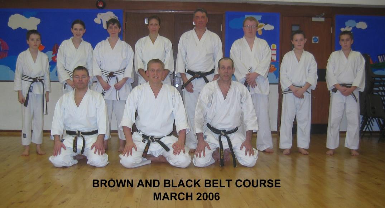 B & B MARCH 2006