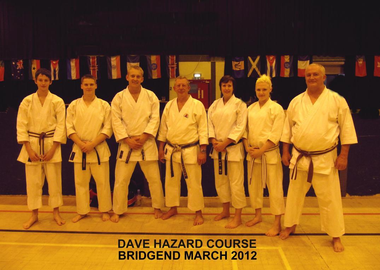 DAVE HAZARD COURSE