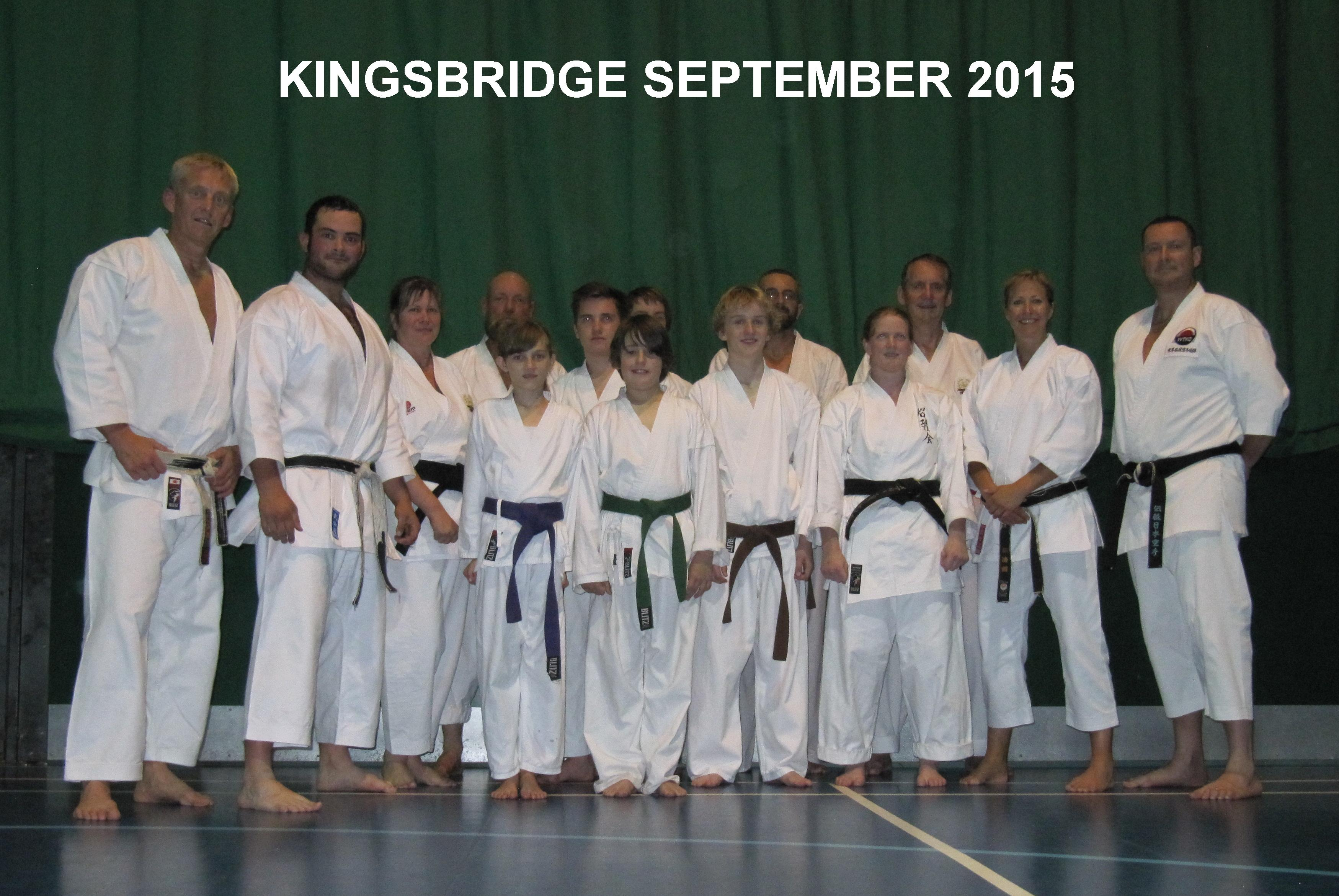 KINGSBRIDGES SEPTEMBER 2015