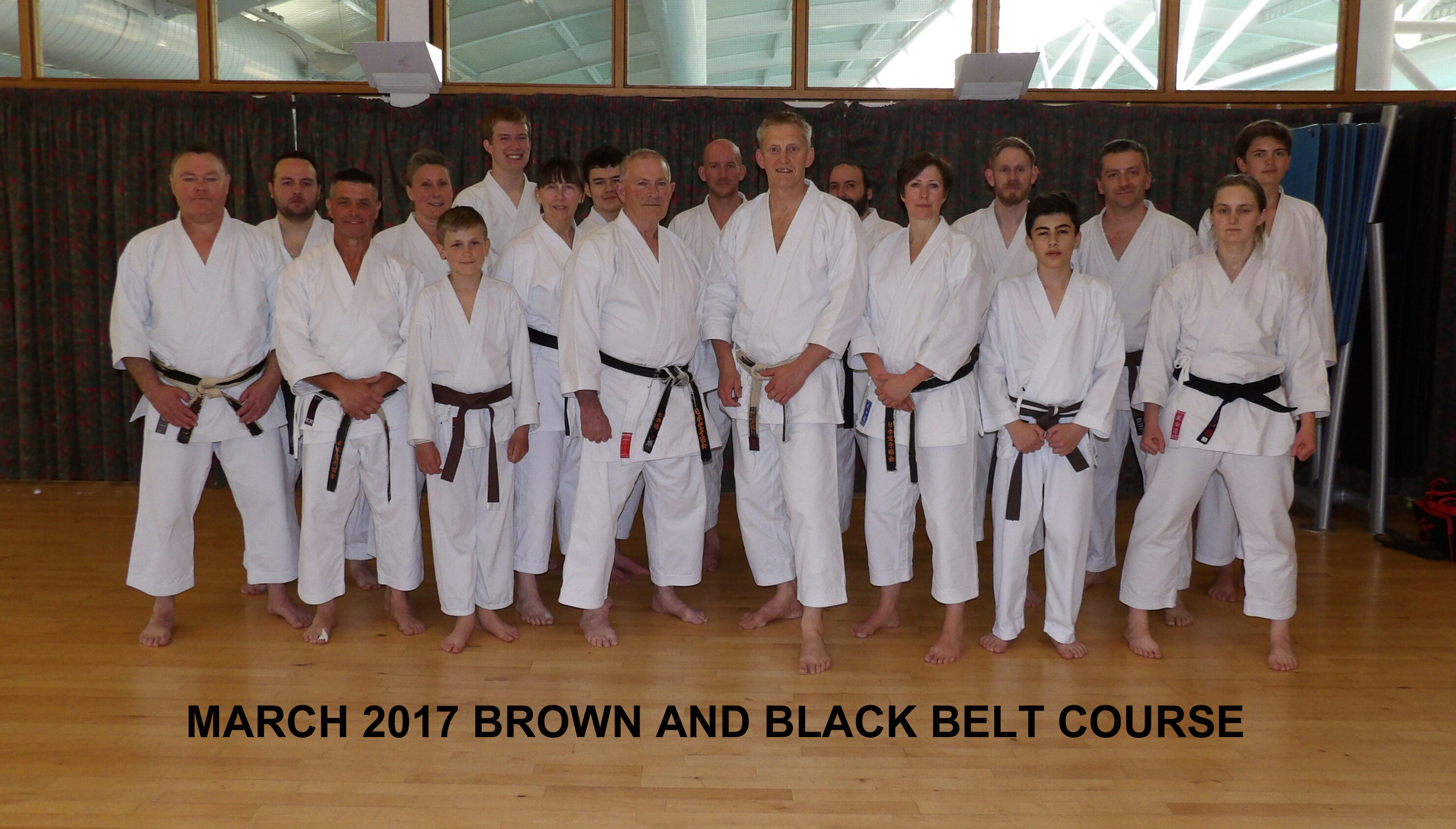 MARCH 2017 BROWN & BLACK COURSE WEB