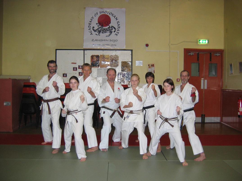 Terry O'neil Course 28.01.2007