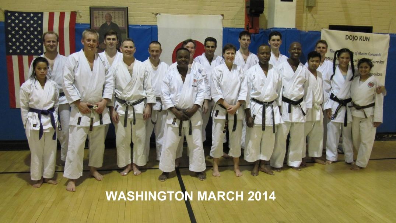 WASHINGTON MARCH 2014