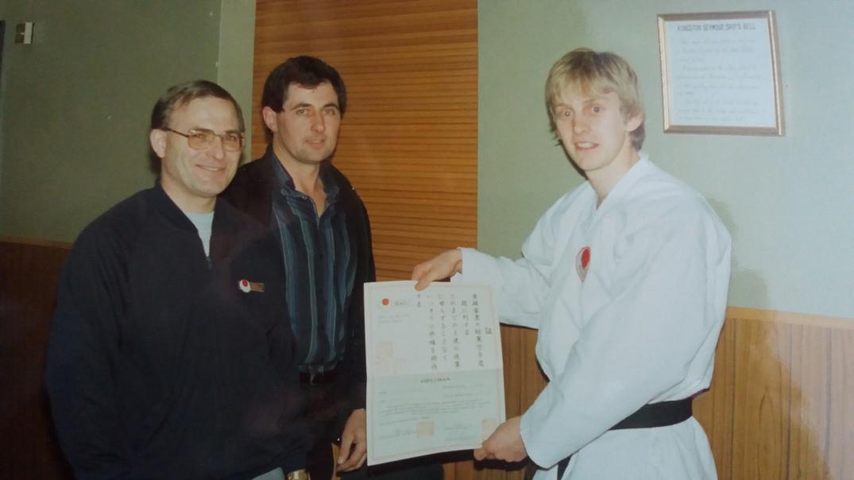 presented shodan 1986